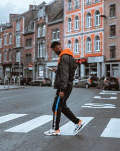 Read more about the article Unisex Streetwear Softshell Jackets for Spring 2021