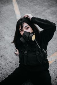 Read more about the article The Difference Between Techwear and Goth Ninja