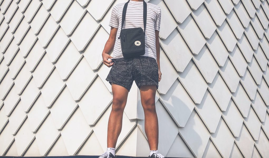 How to wear your sling bag