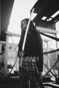 Read more about the article Our Favorite Goth Ninja Japanese Samurai Umbrella