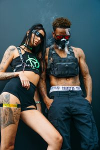 Read more about the article Summer Goth Ninja And Techwear Accessories