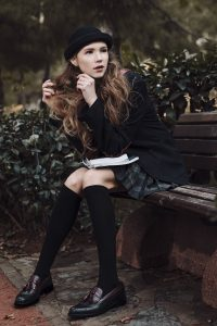 Read more about the article The Best Dark Academia Outfits For This Fall